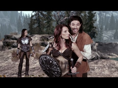 The Skyrim Parodies: The Curses of Nature