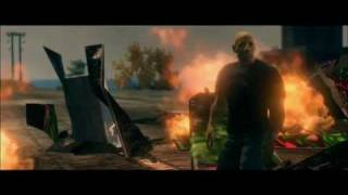 Saints Row The Third Killbane killed by Vin Diesel
