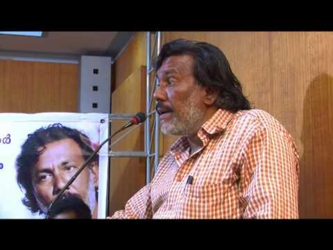 Malayalanadu Uae Chapter Pusthaka Samaharanam -kureeppuzha Sreekumar ''amma Malayalam '' video