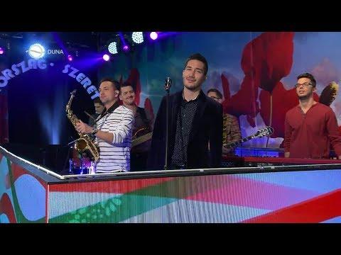 Pál Dénes a a Magyarország,Szeretlek! vendégénekese