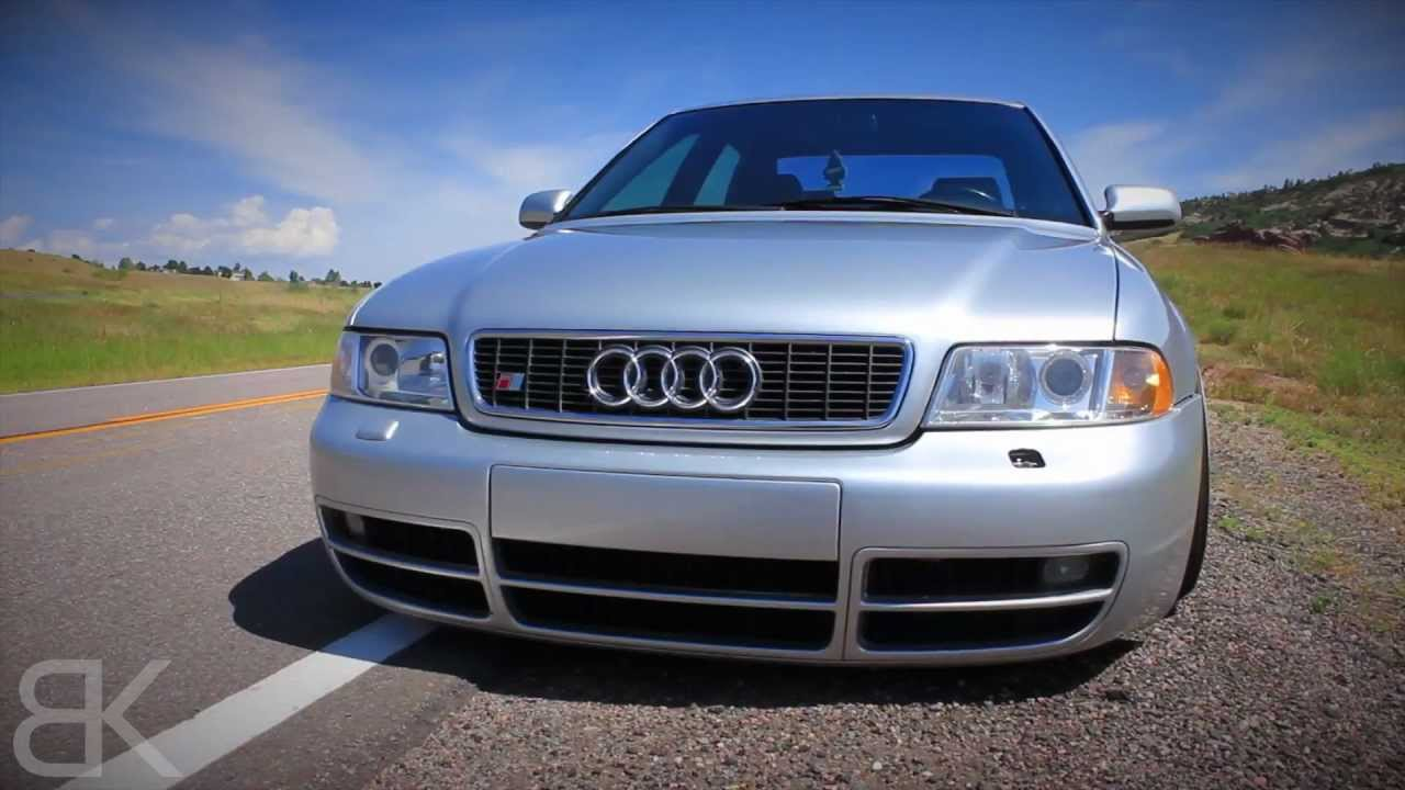 2001 Audi B5 S4 Dylan Rector Brandon Kahl Productions