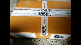 Unboxing custom Laptop order from alibaba