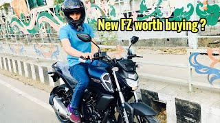 2019 Yamaha FZS Version 3.0 Complete review | Worth buying ?