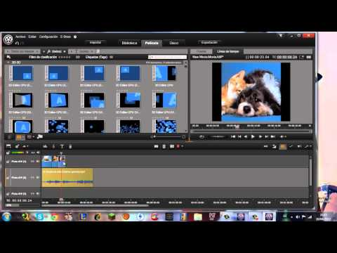 Tutorial sobre como crear un video en pinnacle studio 16 (by Darkland)