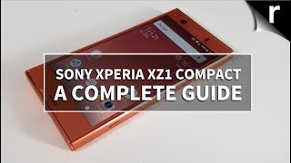 Sony Xperia XZ1 Compact: A Complete Guide