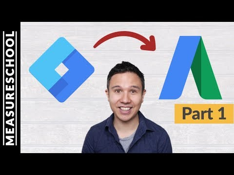 Adwords Conversion Tracking with Google Tag Manager Tutorial