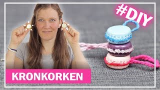 5 KRONKORKEN DIY Ideen | kreatives Upcycling
