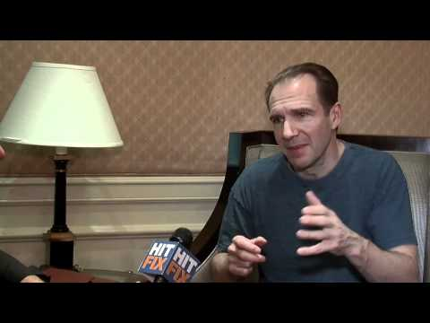 Coriolanus - Interviews with star and director Ralph Fiennes