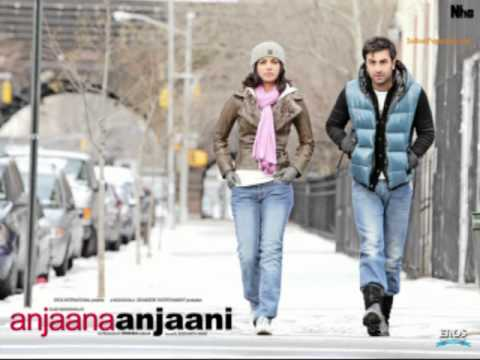 Hairat Hai | Anjaana Anjaani | Hq With Lyrics video