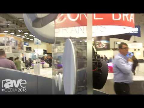 CEDIA 2016: ADI Has Large Range of Unique Speaker Solutions