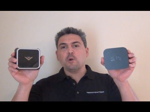 Apple TV Versus Google TV
