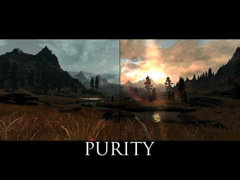 TES V - Skyrim Mods: Purity