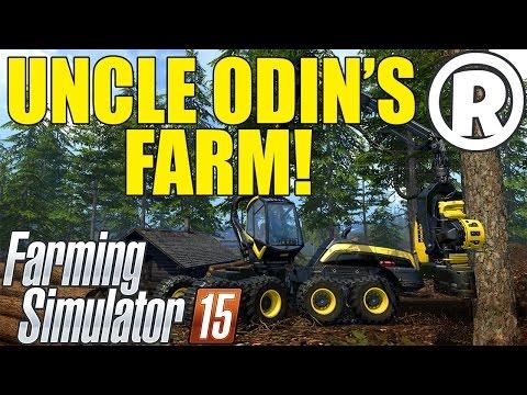 FS Fand Farming Simulator 15 01 Drevo