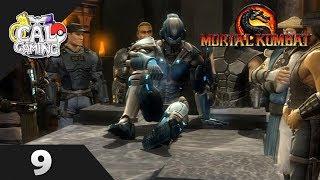 CAL GAMING Plays - Mortal Kombat (2011) - Part 9