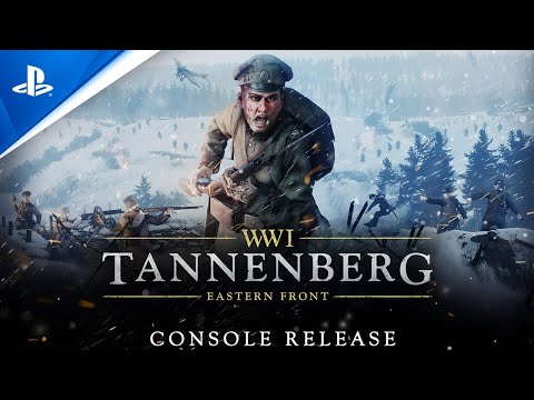 Tannenberg - Launch Trailer   PS4