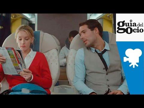 El amor está en el aire ( Amour & turbulences ) - Trailer castellano