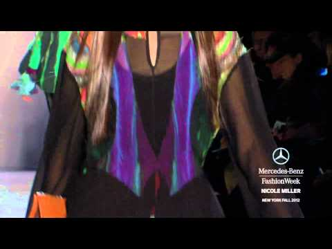 NICOLE MILLER - MERCEDES-BENZ FASHION WEEK FALL 2012 COLLECTIONS