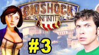 BioShock Infinite - FIERY DOOM HAND - Part 3