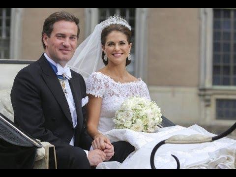 Sweden's Princess Madeleine Gives Birth To Daughter