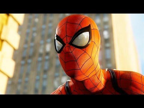 PLAYSTATION 4 PRO Gameplay Graphics Showcase New Spiderman PS4 + Horizon Zero Dawn PS4 PRO Gameplay