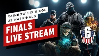 Rainbow Six Siege - US Nationals Finals Live Stream (DAY 1)