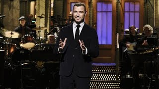 SATURDAY NIGHT LIVE RATINGS SLIP WITH HOST LIEV SCHREIBER