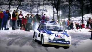 Mobil1 40th Anniversary Chequered Flag Video