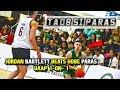 JORDAN BEATS KOBE | Jordan Bartlett Vs Kobe Paras UAAP 1 On 1 Challenge