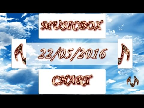 MUSICBOX CHART TOP 40 (22/05/2016) - Russian United Chart