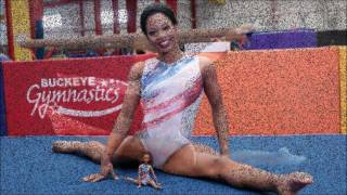Gabby Douglas Gets Barbie Doll [Made in Her Image]