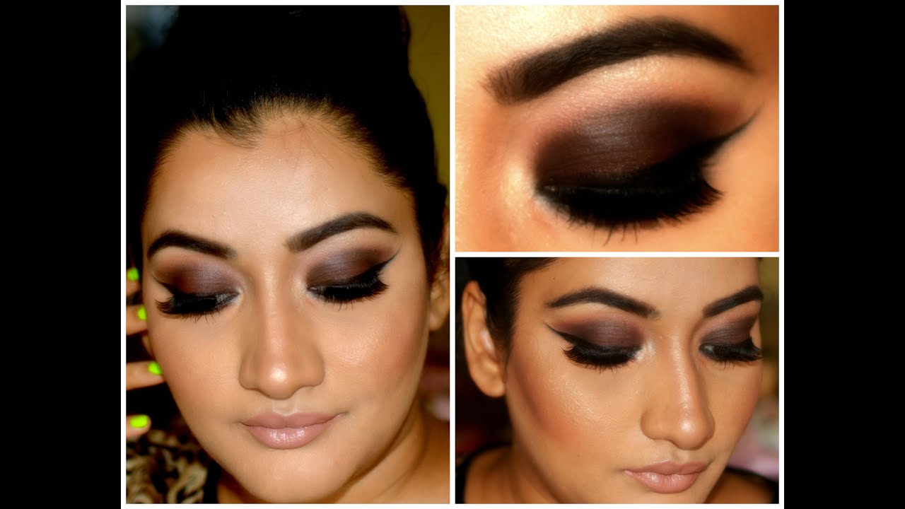 Makeup tutorials for dark brown eyes