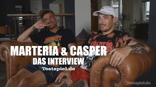 """War der Horror."" - Marteria & Casper im Interview"