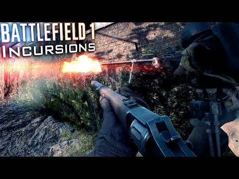 Battlefield 1: INCURSIONS - Competitive 5v5 Gameplay [60fps]