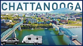 Chattanooga Travel Guide - Ruby Falls, Incline Railway, the Choo Choo and more