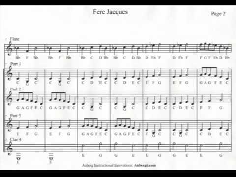 Public Domain - Frère Jacques