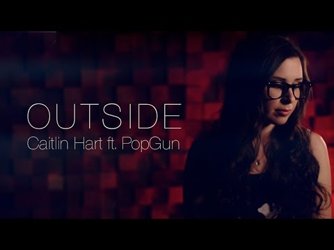Calvin Harris - Outside ft. Ellie Goulding (Cover by Caitlin Hart ft. PopGun)