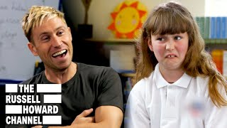 Kids Give Advice on How to Have a Happy Marriage | Playground Politics | The Russell Howard Hour