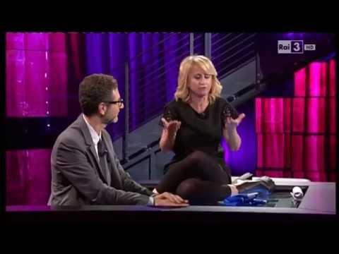Luciana Littizzetto e i viaggi di Matteo Salvini – Che tempo che fa 19/10/2014