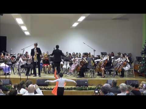 Orkiestra Smyczkowa PSM I St. W Zielonej Górze - KONCERT NOWOROCZNY