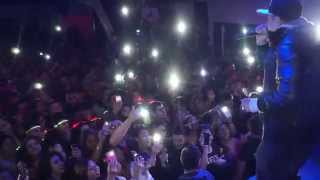 JBproducciones - secret family - Carlitos Rossy en vivo (club k-oz)