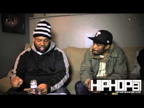 "Raekwon Talks His Career, His New ""F.I.L.A."" album, & More with HHS1987 (Part 1 of 2)"