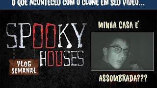 """Análise Espiritual - Clone em seu vídeo """"Minha Casa é Assombrada???"""""""
