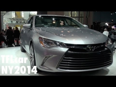 2015 Toyota Camry: Everything You Ever Wanted to Know