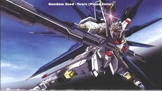 Gundam Seed - Tears (Piano Cover)