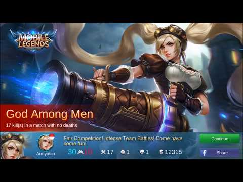 Mobile Legend Bang Bang Mvp With Layla D E9 Indonesia