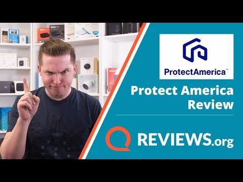 Protect America Home Security Review 2018