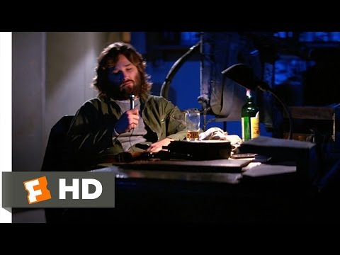 L'enregistrement de MacReady, extrait de The Thing (1982)