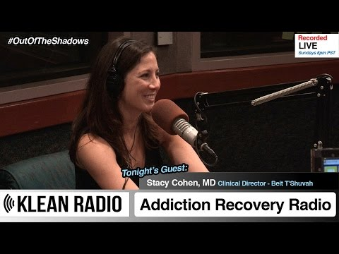Stacy Cohen about addiction stigma and painkillers