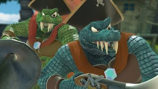 KING K. ROOL IS BROKEN!!!