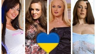 Hot and successful: popular adult film actresses from Ukraine!